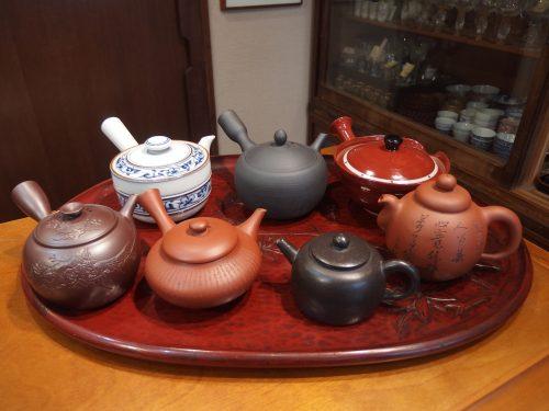 急須 teapot