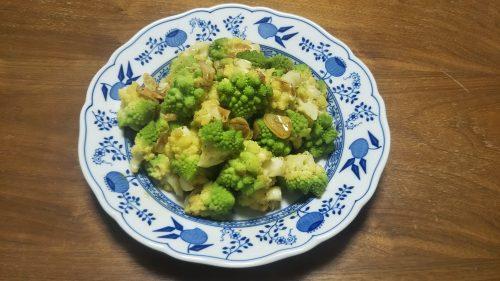 ロマネスコ Broccolo Romanesco