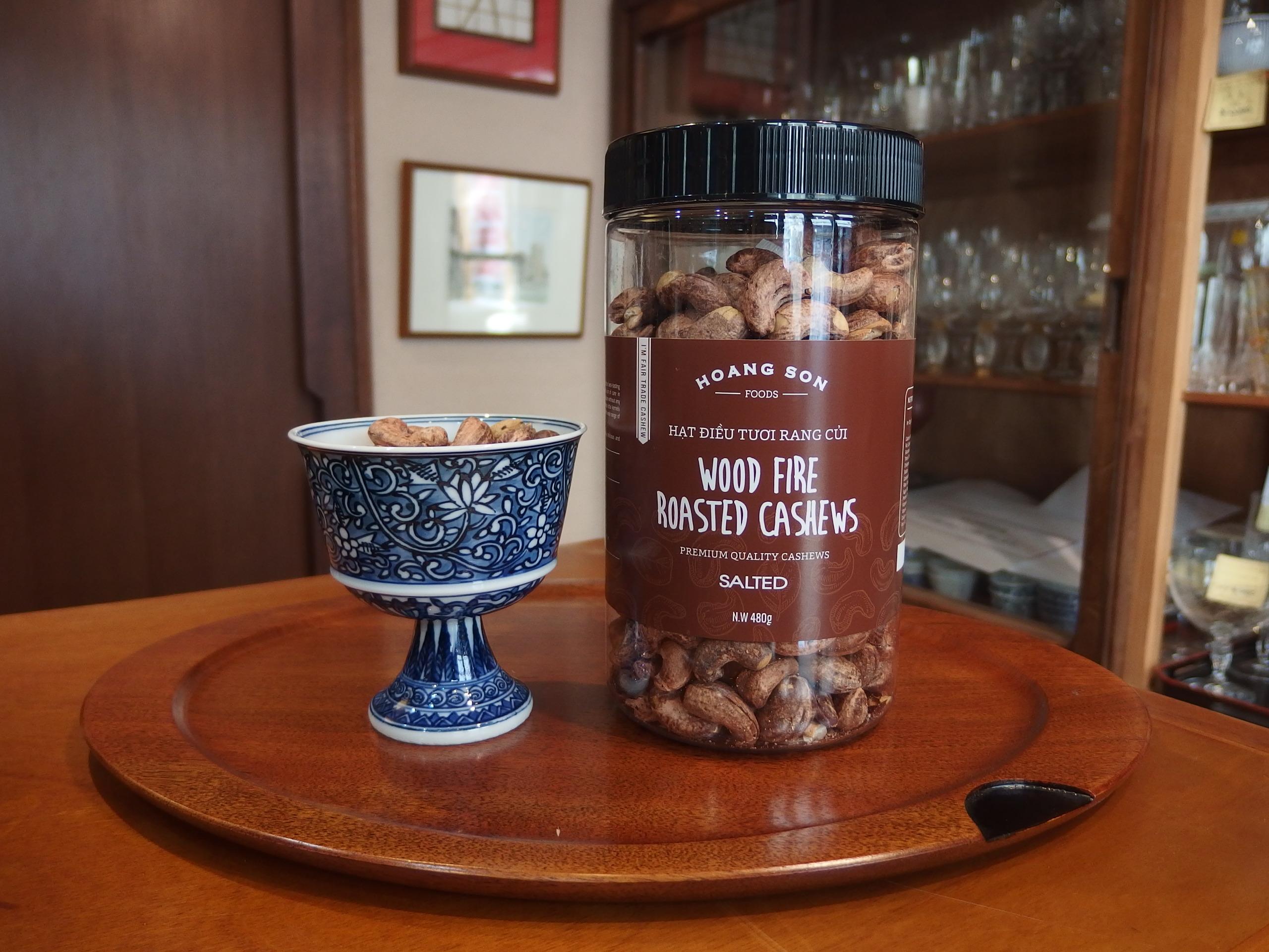 カシューナッツ Cashew nuts