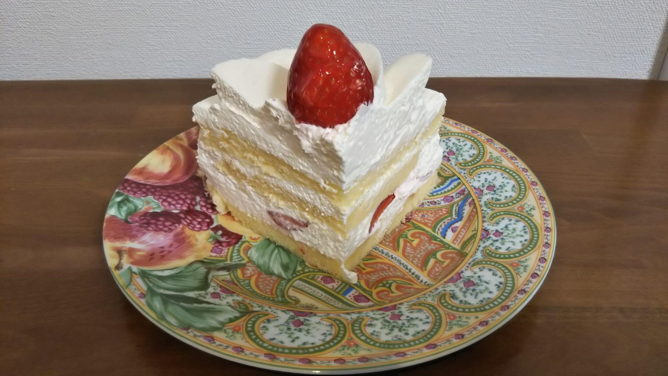 フレーズ・ド・ヴィタメール なめらかにとろけるクリーム いちごのデコレーションケーキ